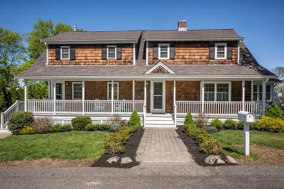 Cohasset Single Family Home Contingent: 14 Hill Street