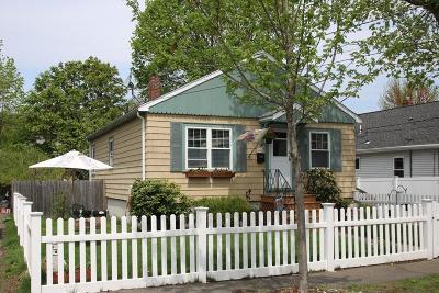 Saugus MA Single Family Home Contingent: $369,900