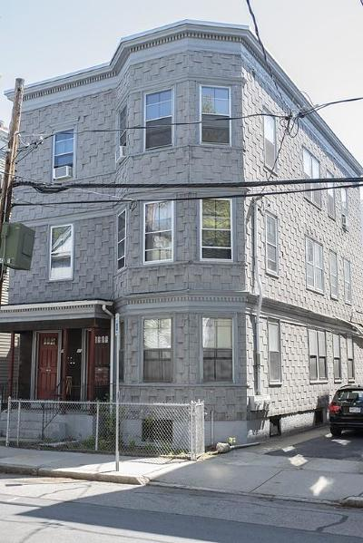 Cambridge Multi Family Home Under Agreement: 40-1/2 Roberts Road