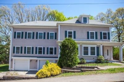 Wellesley Condo/Townhouse Under Agreement: 19 Pleasant St #19