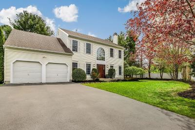 Franklin Single Family Home For Sale: 1 Charles River Dr