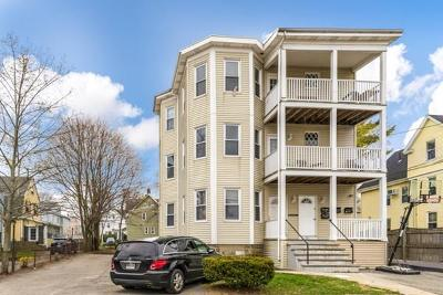 Medford Condo/Townhouse For Sale: 10 3rd Street #1