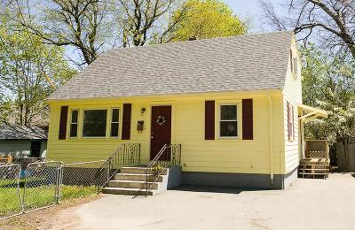 Boston Single Family Home Contingent: 10 Forestvale Rd