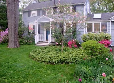 Needham Single Family Home Under Agreement: 56 Hunnewell St
