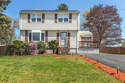 Billerica Single Family Home Under Agreement: 12 Christina Ave