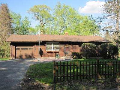 Holliston Single Family Home Under Agreement: 25 Underwood St