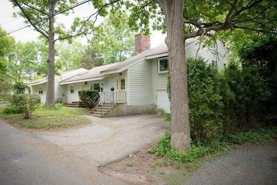 Single Family Home For Sale: 136 Nokomis Rd