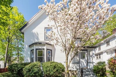 Malden Single Family Home For Sale: 22 Bartlett St