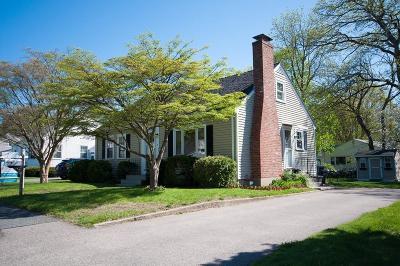 Natick Single Family Home Under Agreement: 47 Park Ave
