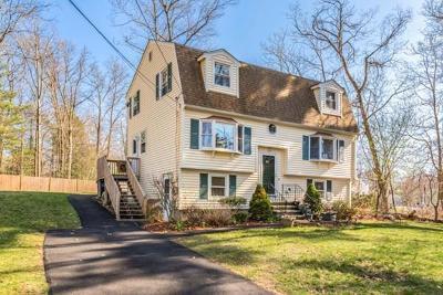 Billerica Single Family Home For Sale: 24 Clarence Street