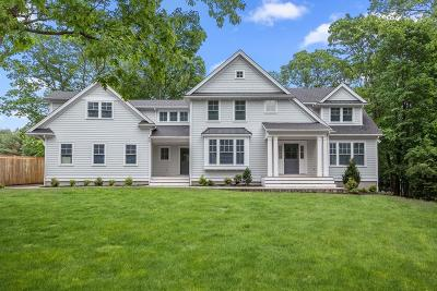 Wellesley Single Family Home For Sale: 29 Wynnewood Road