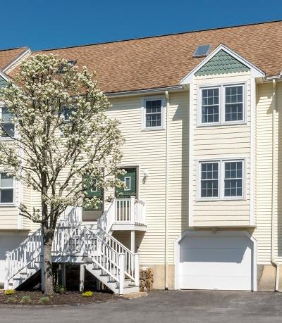 Ipswich Condo/Townhouse Under Agreement: 38 Kimball Ave #15