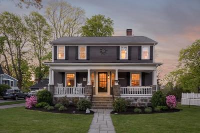 Braintree Single Family Home Contingent: 18 Wilson Avenue