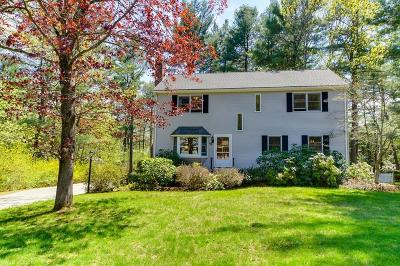 Sudbury Single Family Home Under Agreement: 11 Spring St