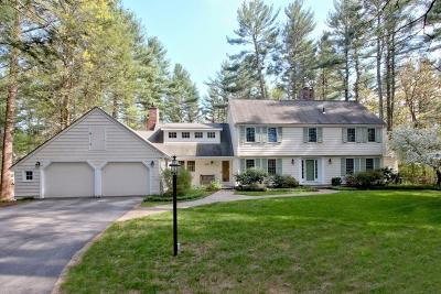 Wayland Single Family Home Contingent: 9 Webster Ln