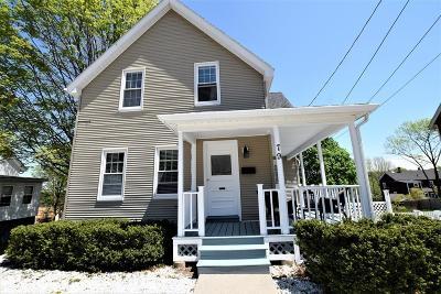 Marlborough Single Family Home Under Agreement: 79 Preston St