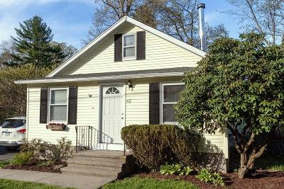 Single Family Home Price Changed: 112 High St