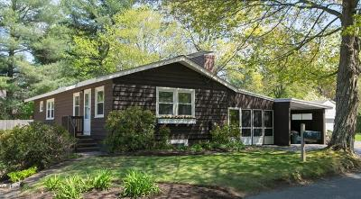 Concord Single Family Home Under Agreement: 25 Eaton St.