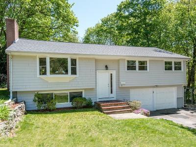 Waltham Single Family Home Under Agreement: 31 Lunda Street