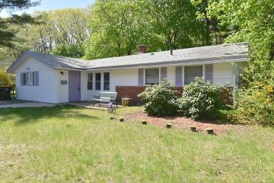 Framingham Single Family Home For Sale: 16 Sandra Drive