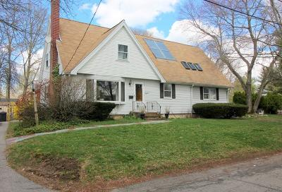 Hingham Single Family Home Contingent: 8 Polk Road