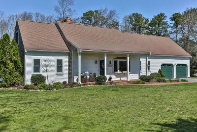 Sandwich Single Family Home Contingent: 34 Gully Ln