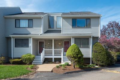 Weymouth Condo/Townhouse Under Agreement: 1004 Pleasant Street #13