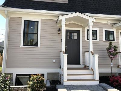 Cambridge Condo/Townhouse Under Agreement: 2 McLean Place
