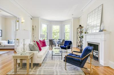 Condo/Townhouse Under Agreement: 283 Commonwealth Ave #2
