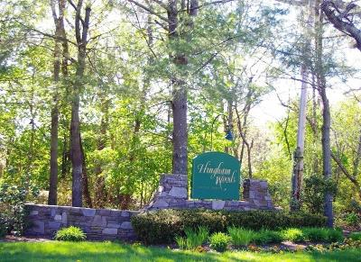 Hingham Condo/Townhouse Under Agreement: 2203 Hockley Dr #2203