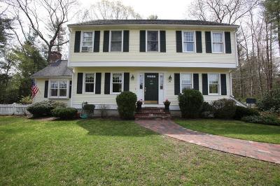 Pembroke Single Family Home Under Agreement: 20 Baltzer Drive