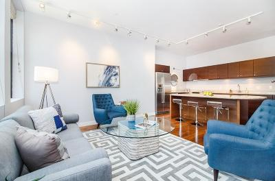 Condo/Townhouse Under Agreement: 285 Columbus Ave #502