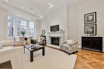 Single Family Home For Sale: 175 Beacon St