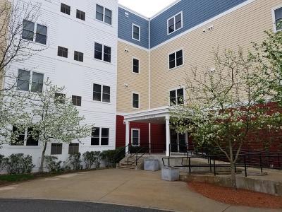 Malden Condo/Townhouse Under Agreement: 30 Franklin St #411