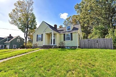 Andover Single Family Home Under Agreement: 4 Beech Circle