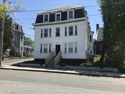 Methuen, Lowell, Haverhill Multi Family Home Contingent: 5-7 Arlington Street