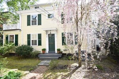 Cambridge MA Single Family Home Under Agreement: $1,275,000
