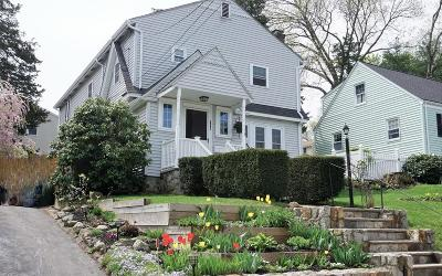 Waltham Single Family Home Under Agreement: 138 Virginia Rd