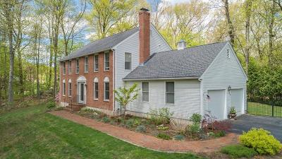 Framingham Single Family Home Under Agreement: 5 Lyman Way Extension