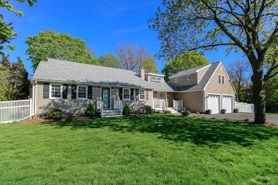 Marshfield Single Family Home Contingent: 1130 Ferry St