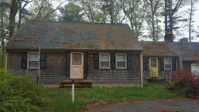 Rehoboth Single Family Home Under Agreement: 87 Winter St