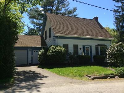 Abington Single Family Home Under Agreement: 22 Elm St