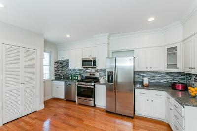 Somerville Single Family Home For Sale: 83 Washington Street #83