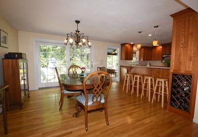 Cohasset Single Family Home For Sale: 36 Hillside Dr