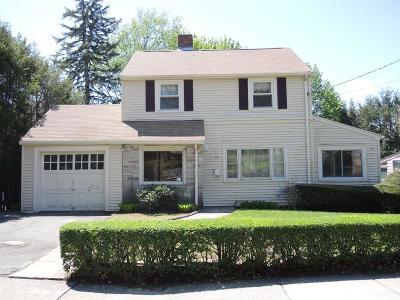 Newton Single Family Home Under Agreement: 84 Jackson Street