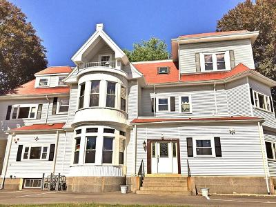 Stoughton Condo/Townhouse For Sale: 81 Summer St #5