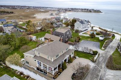 Scituate Single Family Home For Sale: 7 Bassin Ln