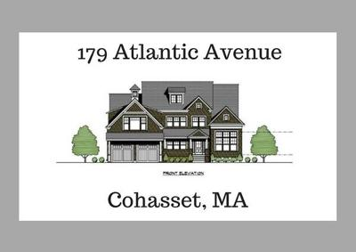 Cohasset Single Family Home For Sale: 179-A Atlantic Avenue