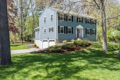 Andover Single Family Home Contingent: 5 College Circle