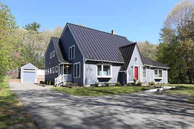 Andover Single Family Home For Sale: 55 Andover St.